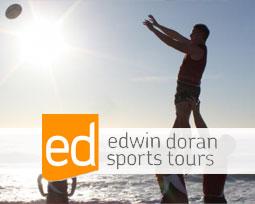 Edwin Doran: Website relaunch
