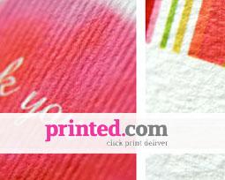 Printed.com: Copywriting and content marketing