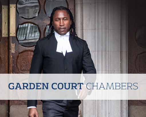 Garden Court Chambers: website relaunch